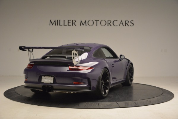 Used 2016 Porsche 911 GT3 RS for sale Sold at Maserati of Greenwich in Greenwich CT 06830 7