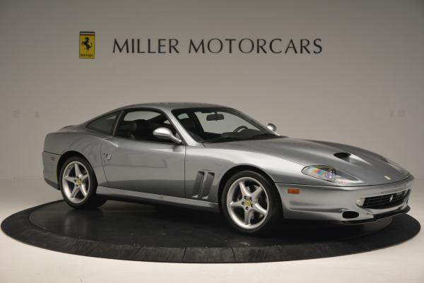 Used 1997 Ferrari 550 Maranello for sale Sold at Maserati of Greenwich in Greenwich CT 06830 10