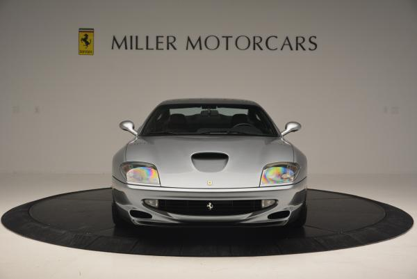 Used 1997 Ferrari 550 Maranello for sale Sold at Maserati of Greenwich in Greenwich CT 06830 12