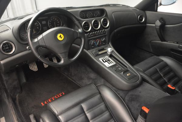 Used 1997 Ferrari 550 Maranello for sale Sold at Maserati of Greenwich in Greenwich CT 06830 13
