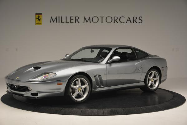 Used 1997 Ferrari 550 Maranello for sale Sold at Maserati of Greenwich in Greenwich CT 06830 2