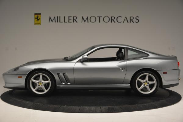 Used 1997 Ferrari 550 Maranello for sale Sold at Maserati of Greenwich in Greenwich CT 06830 3