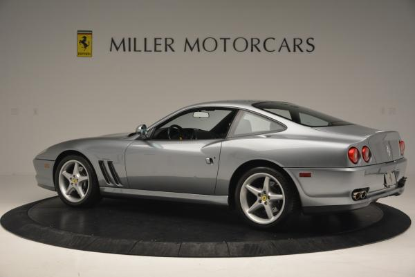 Used 1997 Ferrari 550 Maranello for sale Sold at Maserati of Greenwich in Greenwich CT 06830 4