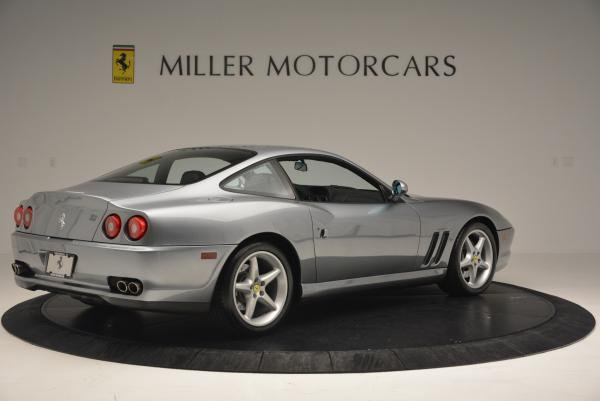 Used 1997 Ferrari 550 Maranello for sale Sold at Maserati of Greenwich in Greenwich CT 06830 8