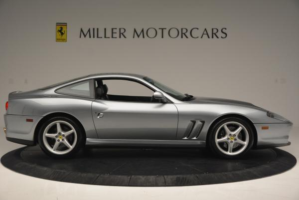 Used 1997 Ferrari 550 Maranello for sale Sold at Maserati of Greenwich in Greenwich CT 06830 9