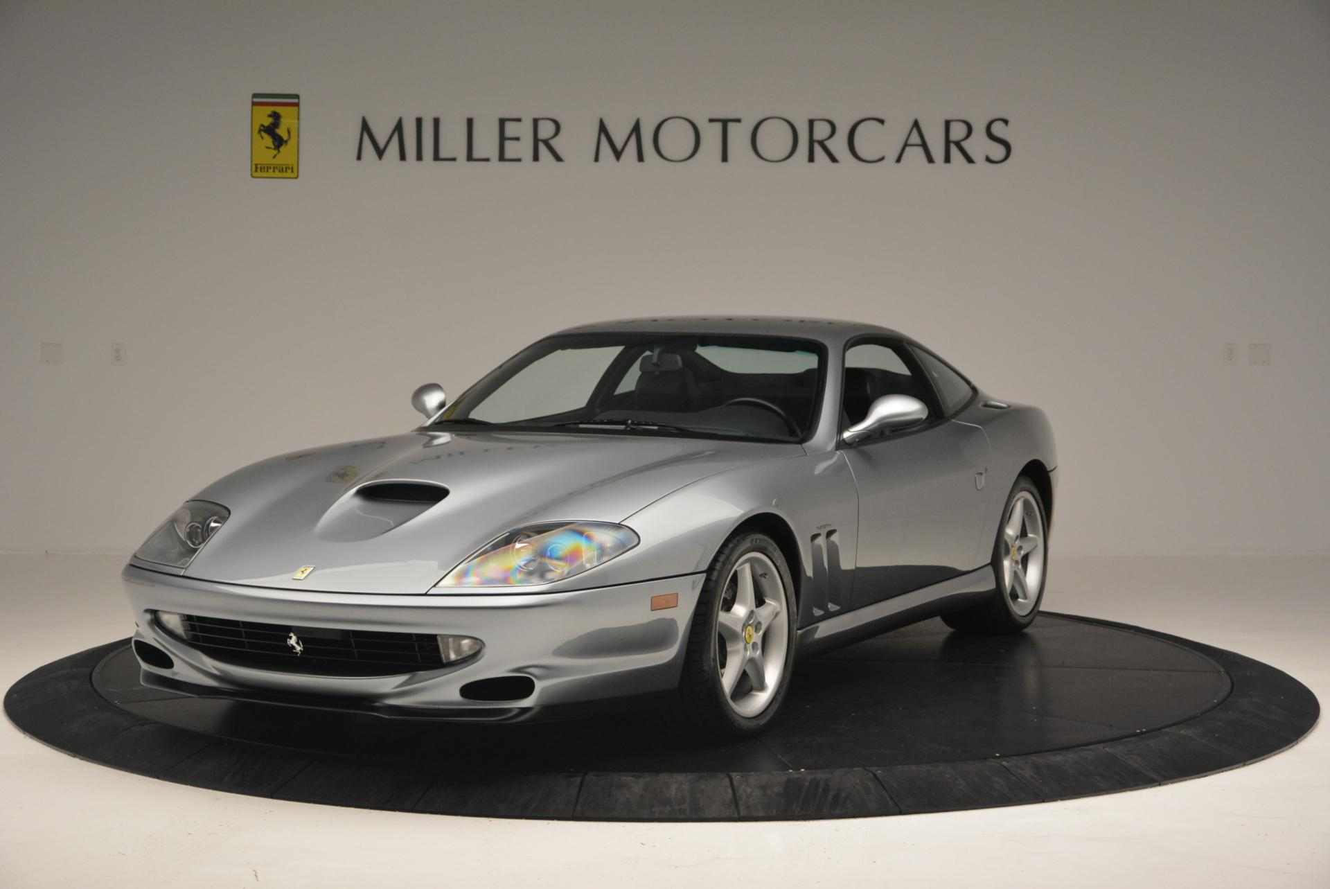 Used 1997 Ferrari 550 Maranello for sale Sold at Maserati of Greenwich in Greenwich CT 06830 1