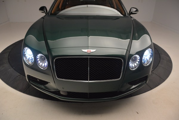 New 2017 Bentley Flying Spur V8 S for sale Sold at Maserati of Greenwich in Greenwich CT 06830 16