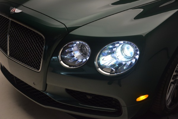 New 2017 Bentley Flying Spur V8 S for sale Sold at Maserati of Greenwich in Greenwich CT 06830 17
