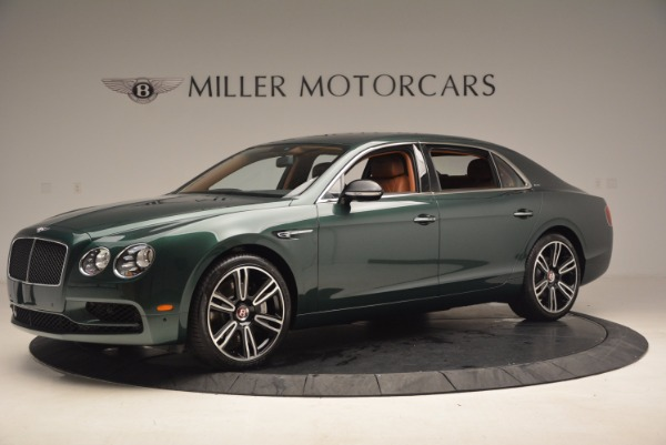 New 2017 Bentley Flying Spur V8 S for sale Sold at Maserati of Greenwich in Greenwich CT 06830 2