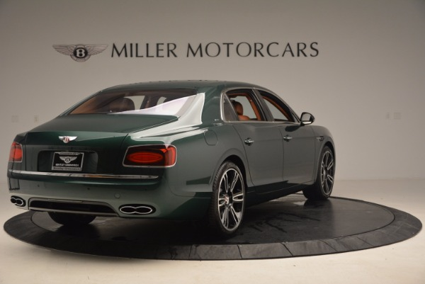 New 2017 Bentley Flying Spur V8 S for sale Sold at Maserati of Greenwich in Greenwich CT 06830 7