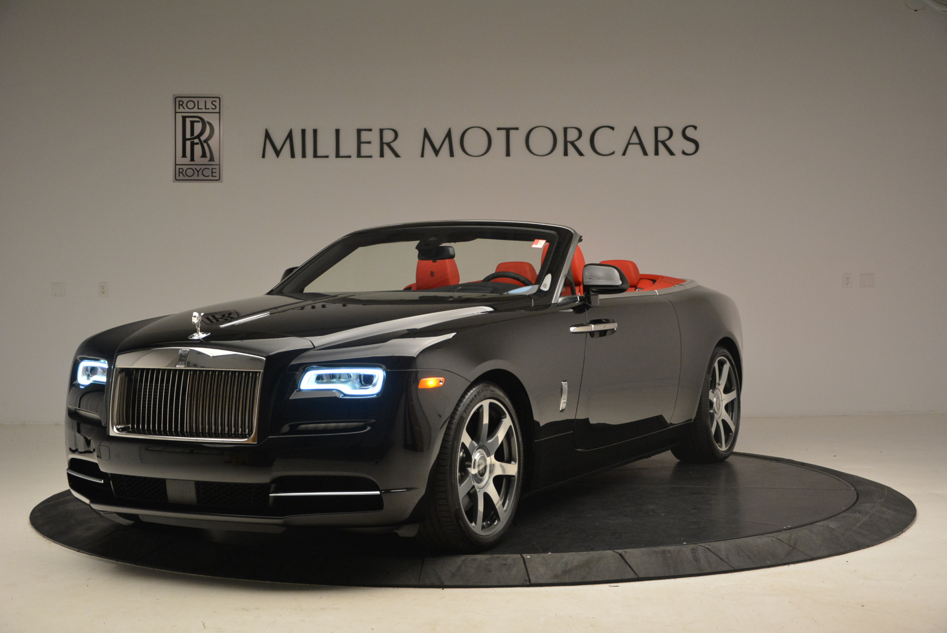 New 2017 Rolls-Royce Dawn for sale Sold at Maserati of Greenwich in Greenwich CT 06830 1