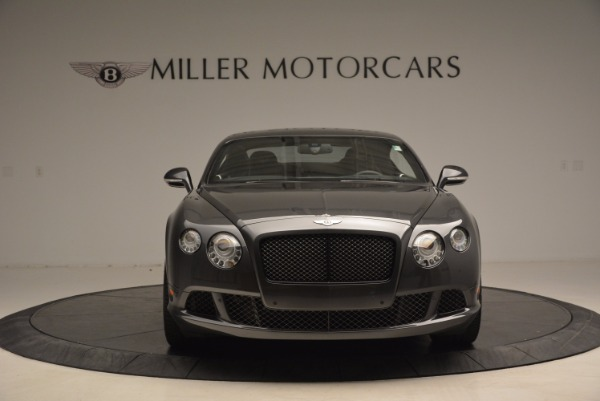 Used 2014 Bentley Continental GT Speed for sale Sold at Maserati of Greenwich in Greenwich CT 06830 12
