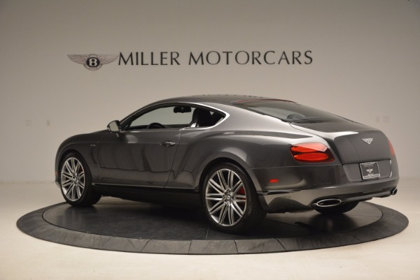 Used 2014 Bentley Continental GT Speed for sale Sold at Maserati of Greenwich in Greenwich CT 06830 4