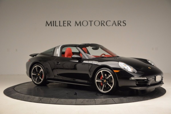 Used 2015 Porsche 911 Targa 4S for sale Sold at Maserati of Greenwich in Greenwich CT 06830 10