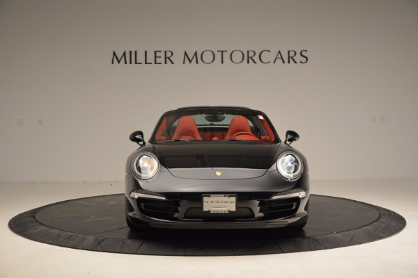 Used 2015 Porsche 911 Targa 4S for sale Sold at Maserati of Greenwich in Greenwich CT 06830 12