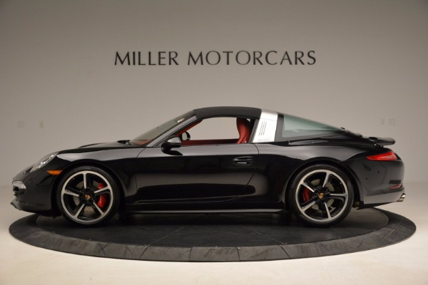 Used 2015 Porsche 911 Targa 4S for sale Sold at Maserati of Greenwich in Greenwich CT 06830 14