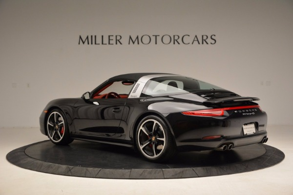 Used 2015 Porsche 911 Targa 4S for sale Sold at Maserati of Greenwich in Greenwich CT 06830 15