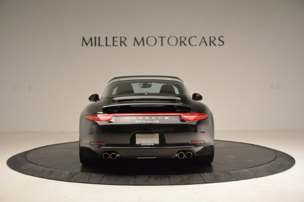 Used 2015 Porsche 911 Targa 4S for sale Sold at Maserati of Greenwich in Greenwich CT 06830 16