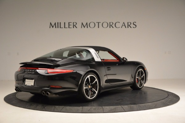 Used 2015 Porsche 911 Targa 4S for sale Sold at Maserati of Greenwich in Greenwich CT 06830 17