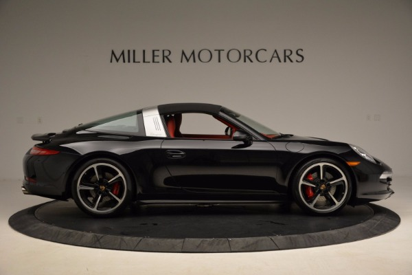 Used 2015 Porsche 911 Targa 4S for sale Sold at Maserati of Greenwich in Greenwich CT 06830 18