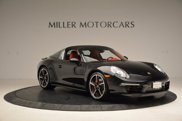 Used 2015 Porsche 911 Targa 4S for sale Sold at Maserati of Greenwich in Greenwich CT 06830 19