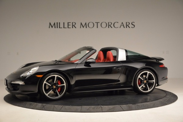 Used 2015 Porsche 911 Targa 4S for sale Sold at Maserati of Greenwich in Greenwich CT 06830 2