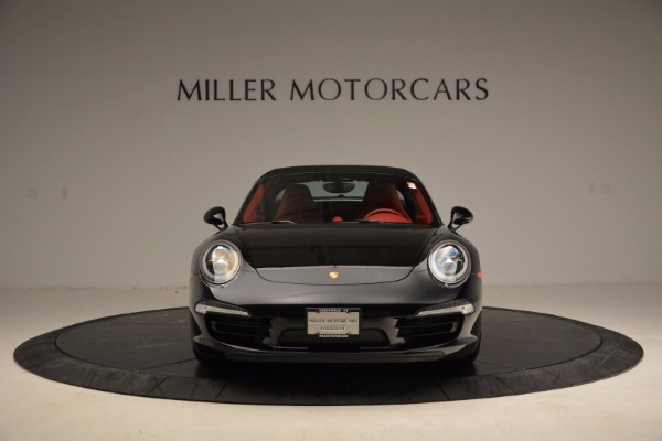 Used 2015 Porsche 911 Targa 4S for sale Sold at Maserati of Greenwich in Greenwich CT 06830 20