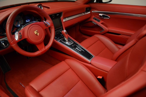 Used 2015 Porsche 911 Targa 4S for sale Sold at Maserati of Greenwich in Greenwich CT 06830 21