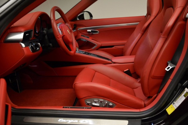 Used 2015 Porsche 911 Targa 4S for sale Sold at Maserati of Greenwich in Greenwich CT 06830 22