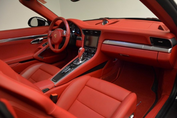 Used 2015 Porsche 911 Targa 4S for sale Sold at Maserati of Greenwich in Greenwich CT 06830 25