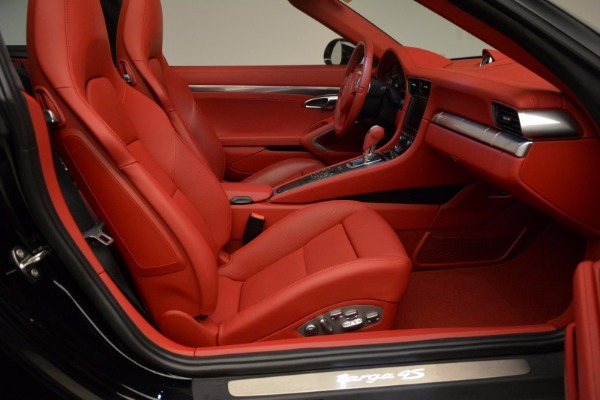 Used 2015 Porsche 911 Targa 4S for sale Sold at Maserati of Greenwich in Greenwich CT 06830 26