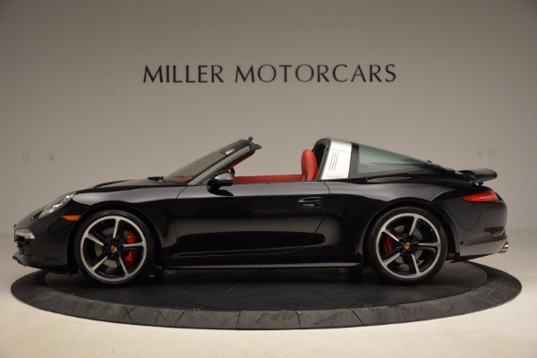 Used 2015 Porsche 911 Targa 4S for sale Sold at Maserati of Greenwich in Greenwich CT 06830 3