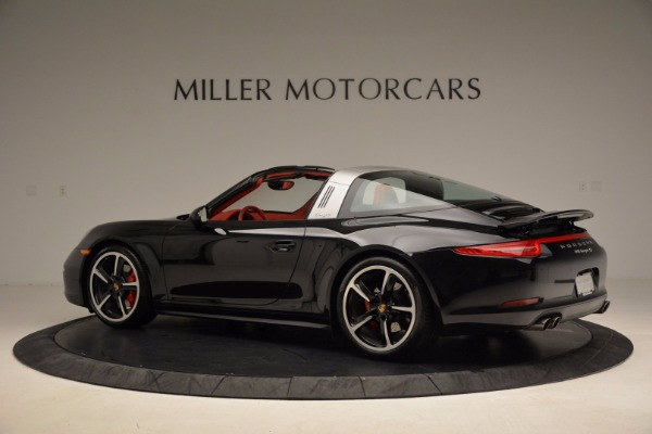 Used 2015 Porsche 911 Targa 4S for sale Sold at Maserati of Greenwich in Greenwich CT 06830 4