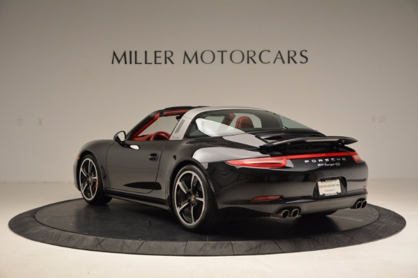 Used 2015 Porsche 911 Targa 4S for sale Sold at Maserati of Greenwich in Greenwich CT 06830 5