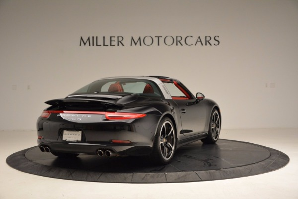 Used 2015 Porsche 911 Targa 4S for sale Sold at Maserati of Greenwich in Greenwich CT 06830 7