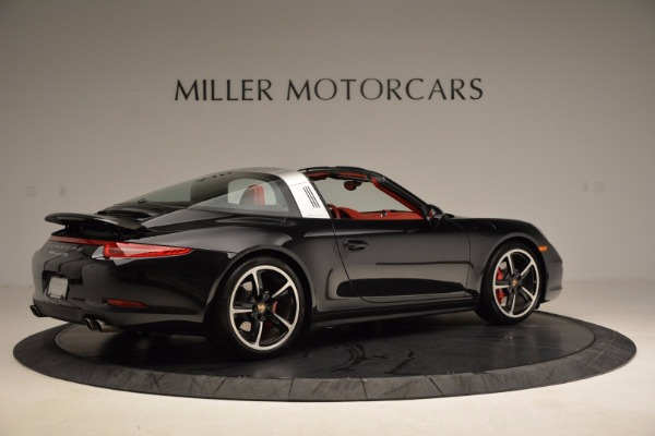Used 2015 Porsche 911 Targa 4S for sale Sold at Maserati of Greenwich in Greenwich CT 06830 8