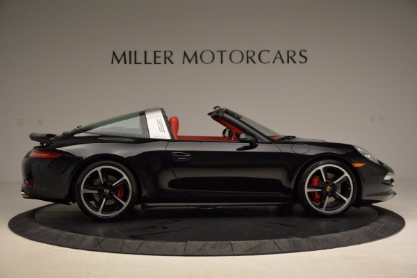 Used 2015 Porsche 911 Targa 4S for sale Sold at Maserati of Greenwich in Greenwich CT 06830 9