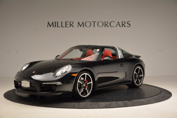 Used 2015 Porsche 911 Targa 4S for sale Sold at Maserati of Greenwich in Greenwich CT 06830 1