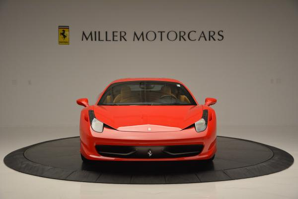 Used 2010 Ferrari 458 Italia for sale Sold at Maserati of Greenwich in Greenwich CT 06830 12