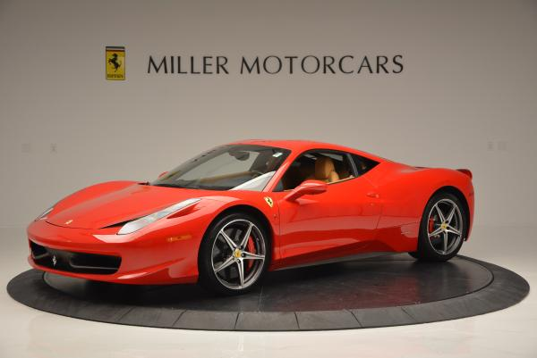 Used 2010 Ferrari 458 Italia for sale Sold at Maserati of Greenwich in Greenwich CT 06830 2