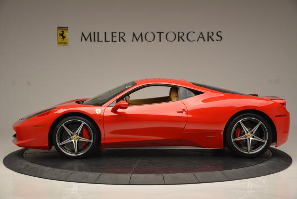 Used 2010 Ferrari 458 Italia for sale Sold at Maserati of Greenwich in Greenwich CT 06830 3