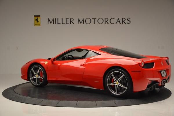 Used 2010 Ferrari 458 Italia for sale Sold at Maserati of Greenwich in Greenwich CT 06830 4