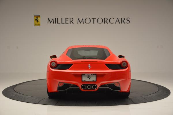 Used 2010 Ferrari 458 Italia for sale Sold at Maserati of Greenwich in Greenwich CT 06830 6