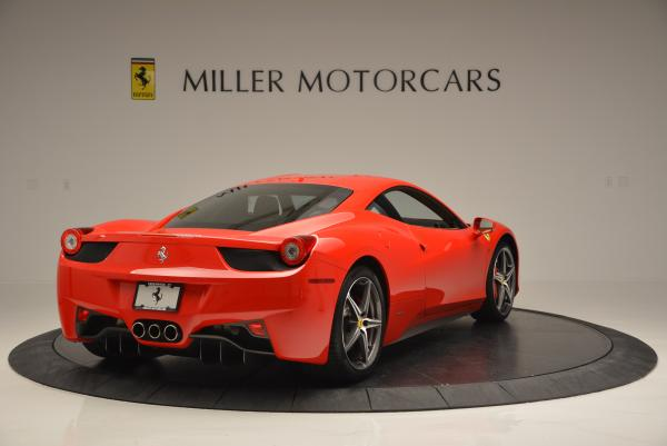 Used 2010 Ferrari 458 Italia for sale Sold at Maserati of Greenwich in Greenwich CT 06830 7