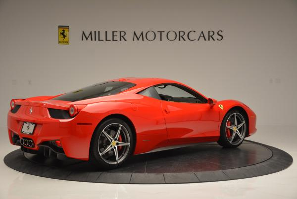 Used 2010 Ferrari 458 Italia for sale Sold at Maserati of Greenwich in Greenwich CT 06830 8