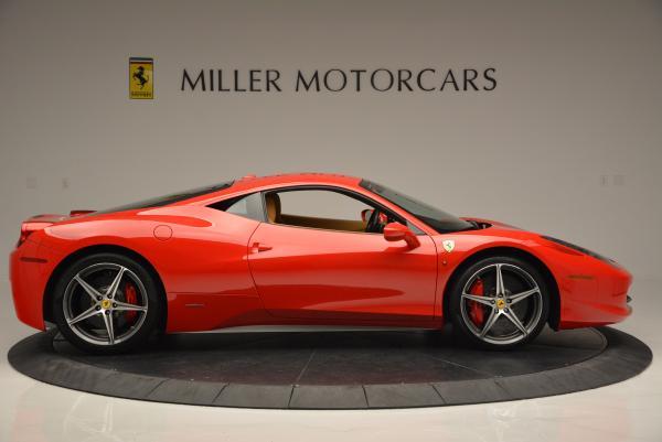 Used 2010 Ferrari 458 Italia for sale Sold at Maserati of Greenwich in Greenwich CT 06830 9