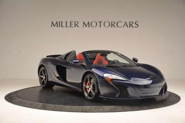 Used 2015 McLaren 650S Spider for sale Sold at Maserati of Greenwich in Greenwich CT 06830 11