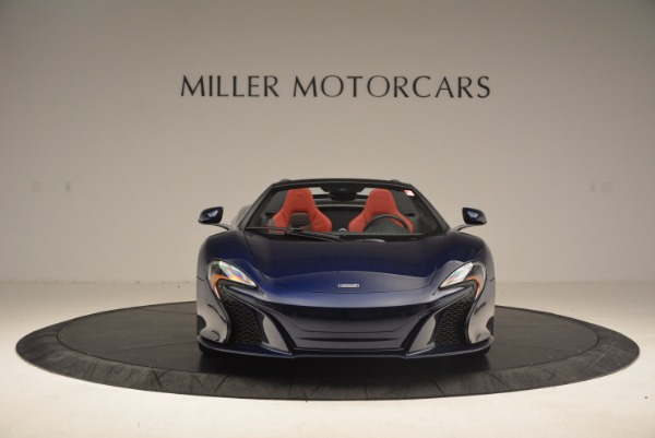Used 2015 McLaren 650S Spider for sale Sold at Maserati of Greenwich in Greenwich CT 06830 12