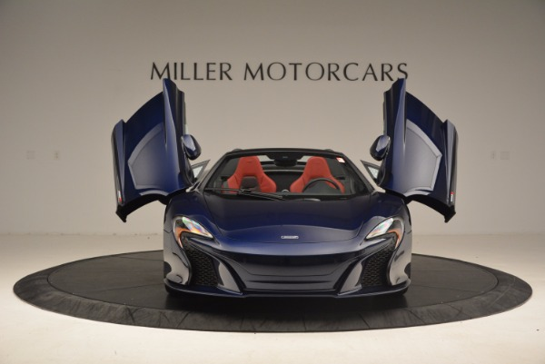 Used 2015 McLaren 650S Spider for sale Sold at Maserati of Greenwich in Greenwich CT 06830 13