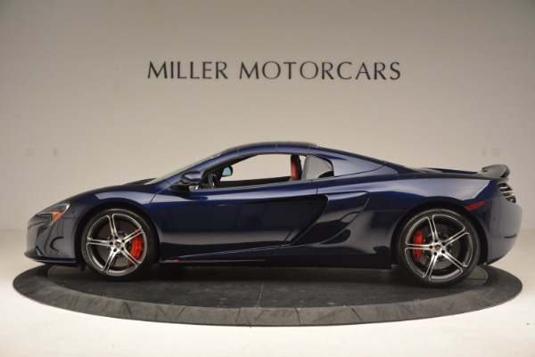 Used 2015 McLaren 650S Spider for sale Sold at Maserati of Greenwich in Greenwich CT 06830 16